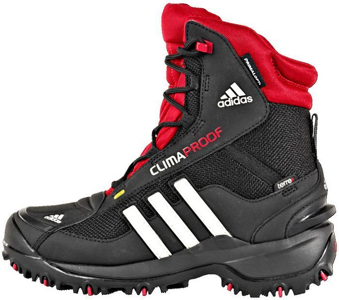 adidas Terrex Conrax CP core black/light scarlet/chalk white (Junior) (G62601) -- ©Globetrotter