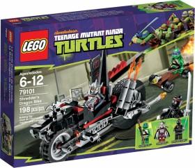 LEGO Teenage Mutant Ninja Turtles - Shredder's Dragon Bike (79101)