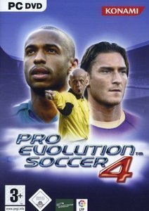 Pro Evolution Soccer 4 (niemiecki) (PC)