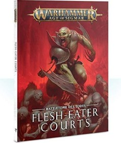 Games Workshop Warhammer Age of Sigmar - Battletome: Flesh-Eater Courts (DE) (04030207012)