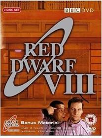 Red Dwarf Season 8 (DVD) (UK)