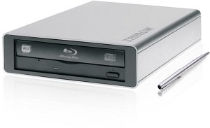 Freecom Blu-ray Rewriter, USB 2.0 (35011)