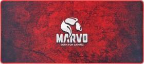 Marvo Scorpion Pro G41 Gaming mousepad XL red (MA-G41RD)