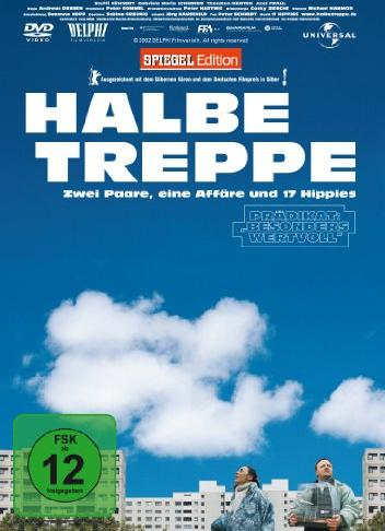 Halbe Treppe -- via Amazon Partnerprogramm