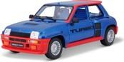 Bburago Renault R5 Turbo blue (15621088BL)