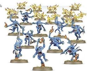 Games Workshop Warhammer Age of Sigmar - Disciples of Tzeentch - Blue Horrors (99129915029)