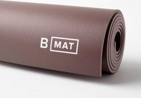 B Yoga yoga mat Strong 6mm 180cm cacao
