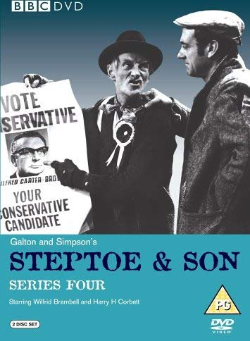 Steptoe and Son Season 4 (UK) -- via Amazon Partnerprogramm