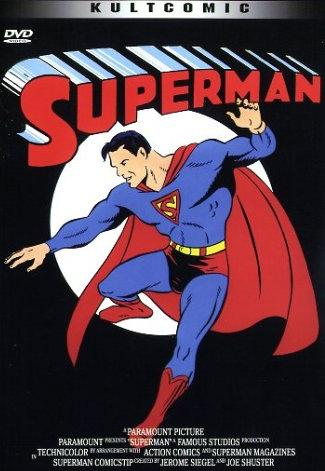 Superman (Zeichentrick) -- via Amazon Partnerprogramm