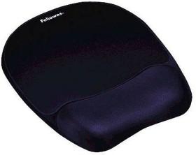 Fellowes Memory Foam wrist rest with mousepad, dark blue (9172801)