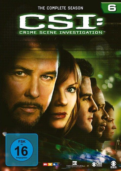 CSI Season 6