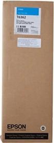 Epson Tinte T6362 cyan (C13T636200)
