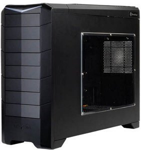 SilverStone Raven RV02 black with side panel window (SST-RV02B-W)