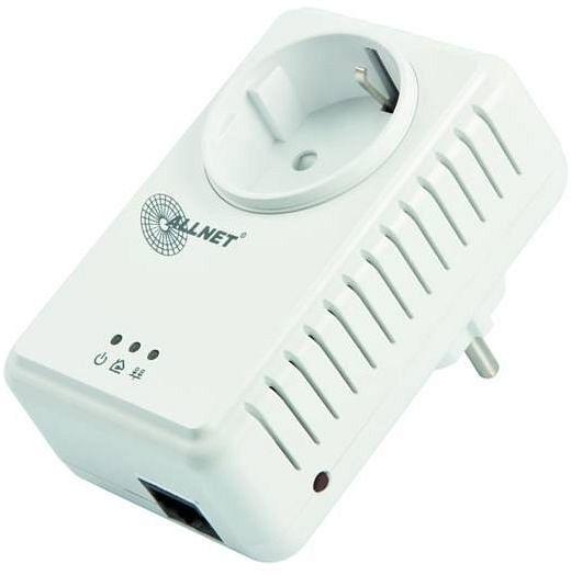 Allnet ALL168255, HomePlug AV, RJ-45 (94252)