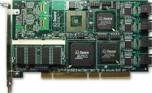 LSI 3ware Escalade 9500S-8 bulk, 64bit PCI