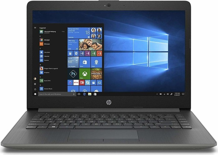 HP 14-ck0000na Smoke Gray/Ash Silver, UK (4CL91EA#ABU)