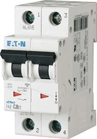Eaton FAZ-C0.5/2 (278743)
