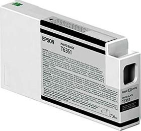 Epson Tinte T6361 schwarz photo (C13T636100)