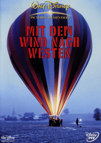Mit dem Wind nach Westen -- via Amazon Partnerprogramm