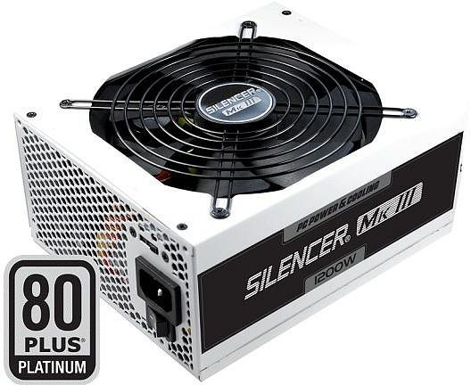 PC Power & Cooling Silencer Mk III 1200W ATX 2.3 (PPCMK3S1200)