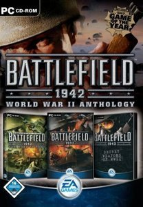 Battlefield 1942 - The WW2 Anthology (German) (PC)