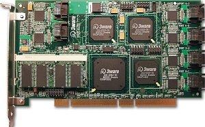 LSI 3ware Escalade 9500S-12 bulk, 64bit PCI
