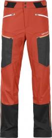 Ortovox Pordoi ski pants long crazy orange (men)