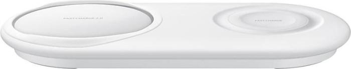 Samsung Wireless Charger Duo Pad weiß (EP-P5200TWEGWW)