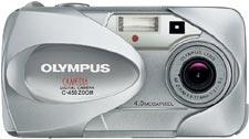 Olympus Camedia C-450 Zoom (verschiedene Bundles)