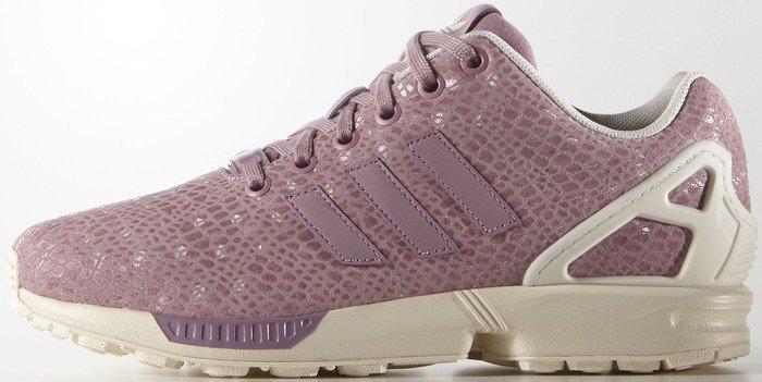 wholesale dealer 779b4 fecf4 ... purchase adidas zx flux shift pink chalk white damen b35311 ee088 db04d