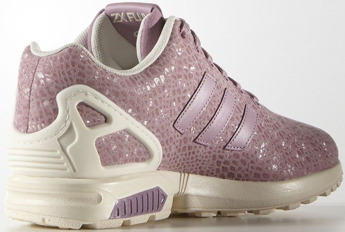 2c65f3be496c adidas ZX Flux shift pink chalk white (ladies) (B35311) starting from £  63.44 (2019)
