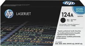 HP Toner 124A schwarz (Q6000A)