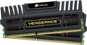 Corsair Vengeance DIMM kit 16GB PC3-17066U CL10 (DDR3-2133) (CMZ16GX3M2A2133C10)