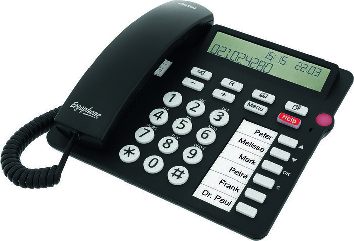 tiptel Ergophone 1300 (1081000) ab € 66,96
