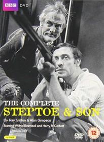 Steptoe and Son Box (Season 1-8) (DVD) (UK)