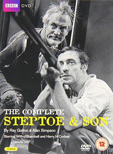 Steptoe and Son Box (Season 1-8) (UK) -- via Amazon Partnerprogramm