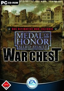 Medal of Honor: Allied Assault - War Chest (niemiecki) (PC)