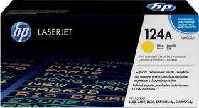 HP Toner 124A yellow (Q6002A)