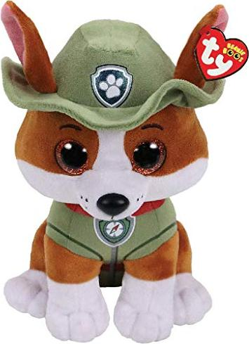 TY Paw Patrol Tracker 24cm (96337) starting from £ 11.14 (2019 ... d701874023d