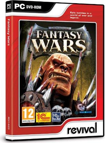 Fantasy Wars (deutsch) (PC) -- via Amazon Partnerprogramm