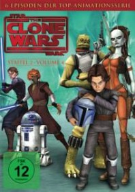 Star Wars: The Clone Wars Season 2.4 (DVD)