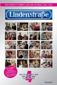 Die Lindenstraße Jahr 4 Box (Folgen 157-208) (DVD)