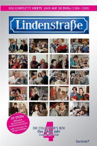 Die Lindenstraße Jahr 4 Box (Folgen 157-208) -- via Amazon Partnerprogramm