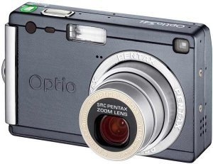 Pentax Optio  S4i (diverse Bundles)