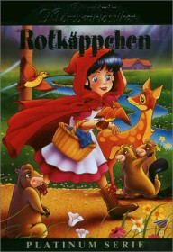 Rotkäppchen (animation) (DVD)