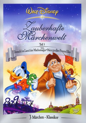 Disney's Zauberhafte Märchenwelt 3 -- via Amazon Partnerprogramm