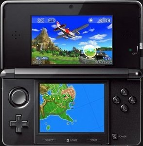 PilotWings Resort (German) (3DS)