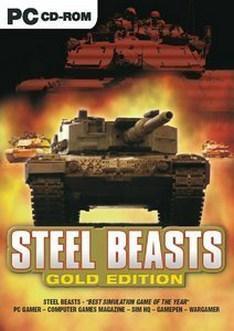 Steel Beasts - Gold Edition (niemiecki) (PC)
