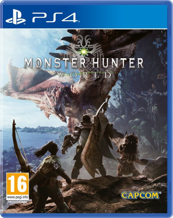 Monster Hunter: World - Collector's Edition (PS4)