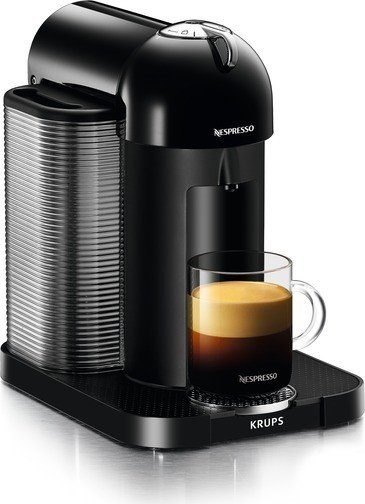 Krups XN 901840 Vertuo Plus black